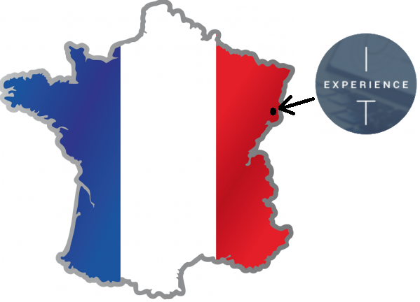 carte It expérience france